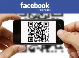 Yo voy a crear una Landing page VIRAL y un código qr para promocionar tu fanpage de fb