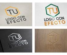 Haré EFECTOS increíbles para tus logos