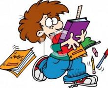 Se hacen tareas escolares