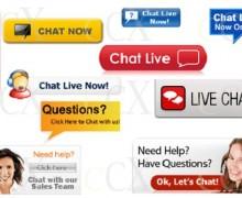 Yo voy a insertar un Live Chat en su web por 100 pesos.