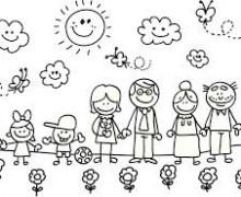 Yo voy a ilustrar un dibujo para niños por 100 pesos.