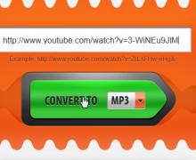 Yo voy a extraer el audio de un video a mp3 por 100 pesos.
