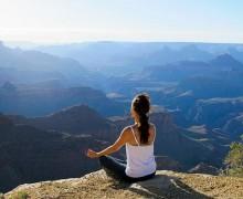 Yo voy a iniciarte en La Meditación.