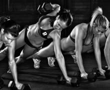 Yo voy a hacer un entrenamiento de CrossFit para ti.