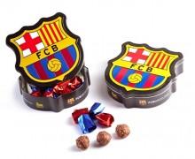 Yo voy a crear una caja para bombones del club de fútbol favorito.
