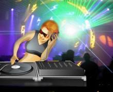 Yo voy a grabar comercial para tu fiesta como en la radio.