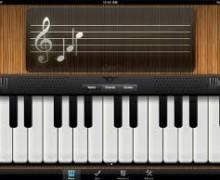 Yo voy a enviarle lecciones para que se inicie en el piano.