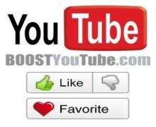 Yo voy a darte 100 likes a tu vídeo en Youtube.