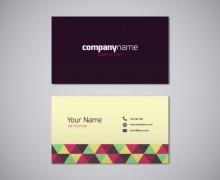 Yo voy a diseñar tu tarjeta de presentación vintage