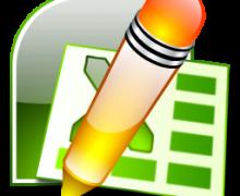 Yo voy a crear, corregir y optimizar un documento MS Excel
