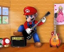 Yo voy a hacer un remix al estilo vídeo juego de una canción