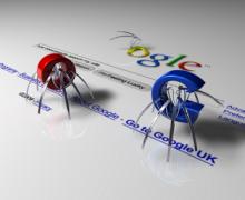 Yo voy a mostrar cómo las arañas de Google ven su sitio