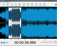 Yo voy a editar tus archivos de audio