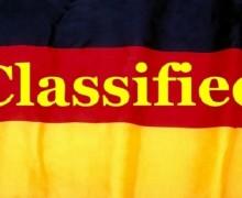 Yo voy a dar promoción de negocios en Alemania