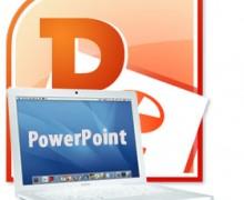 Yo voy a crear una presentación en Power Point