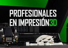 Yo voy a hacer un servicio Profesional 3D