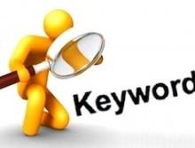 Yo voy a escribir palabras claves para tu Sitio Web