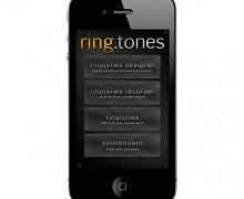 Yo voy a crear tonos de llamada personalizados, alertas y notificaciones