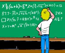 Yo te hago tus tareas de matemáticas avanzadas