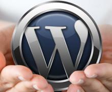 Yo voy a personalizar el sitio web de WordPress
