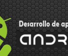 Yo voy a  desarrollar una aplicación para Android