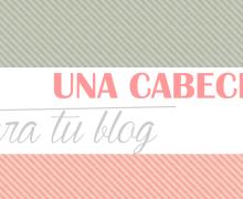 Yo voy a diseñar una cabecera para tu Blog IMPRESIONANTE