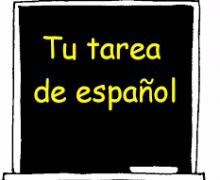 Yo te ayudo hacer o corregir tu tarea de español