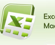 Yo voy a desarrollar una macro de Excel para manejar datos