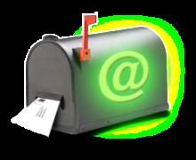 Yo voy a hacer la configuración de correo electrónico.