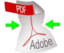 Yo voy a reducir y comprimir el tamaño de sus archivos PDF