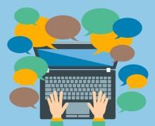 Yo voy a redactar textos corporativos y entradas de blog