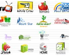 Yo voy a diseñar un logo para tu empresa