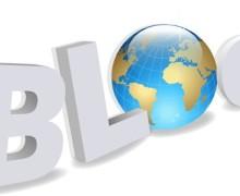 Yo voy a escribir cinco temas de blog de 100 palabras