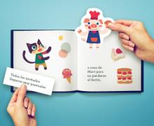 Yo voy a crear e ilustrar cuentos para niños