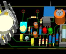 Yo voy a diseñar circuitos electrónicos o proyectos completos