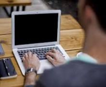 Yo voy  a escribir un artículo para su sitio web, o Blog