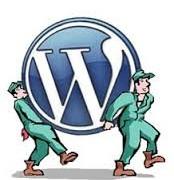 Yo voy a migrar wordpress  a un nuevo servidor, carpeta o dominio
