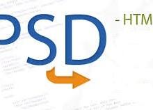 Yo voy a convertir PSD a HTML
