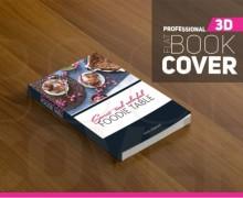 Yo voy a diseñar el cover para tu ebook 3D