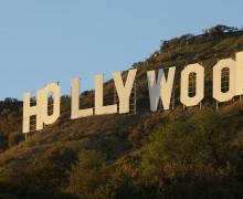 Yo voy a escribir su nombre en Hollywood
