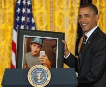 Yo voy a hacer que  Obama mantenga su imagen