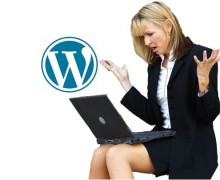 Yo voy a solucionar problemas con wordpress