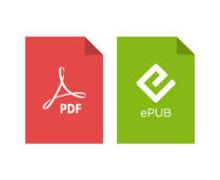 Yo voy a convertir en PDF y ePUB o viceversa