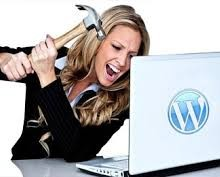 Yo voy a  arreglar error en WORDPRESS