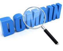 Yo voy a investigar y encontrar nombres de dominio disponible para USTED