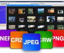 Yo voy a convertir CR2 y otras imágenes en cualquier formato