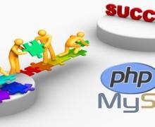 Yo voy a resolver los problemas de PHP y MySQL