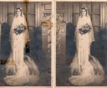 Yo voy a restaurar una fotografía vieja
