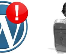 Yo voy a corregir los errores de WordPress, Errores y Problemas