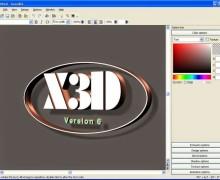 Yo voy a diseñar un logo en 3D